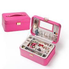 fashion birthday gift quality jewelry box princess sweet european