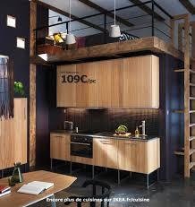 meuble de cuisine en bois massif meuble cuisine en bois brut awesome cuisine bois brut en bois