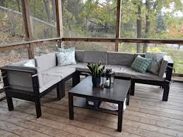 ana white outdoor sectional r and r pinterest outdoor