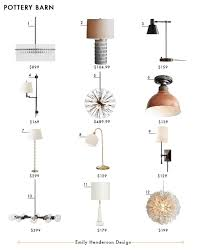 Pottery Barn Lighting Sale by My Favorite 37 Online Lighting Resources Emily Henderson
