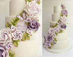 wedding cake lavender purple lilac lavender wedding cakes cake magazine