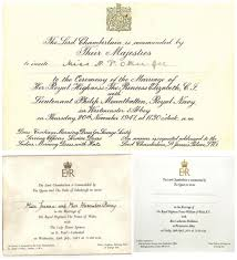 Royal Wedding Invitation Card How To Channel Royalty In Your Vintage Wedding Invitations Chic