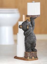 unique toilet paper holder accessories bear housewarming gift 29 cool u0026 unique toilet