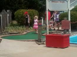 mini golf bureau south visitors bureau