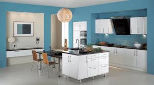ideas for small apartment kitchens sleek black electric stove