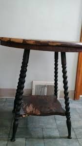 antique spindle leg side table side table spindle leg side table antique with legs spindle leg
