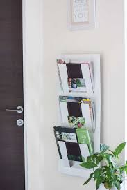 magazine holder ikea mxims objects set poster diy magazine holder