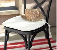 X Back Bistro Chair Pottery Barn Chair Patio U0026 Garden Furniture Cushions Ebay