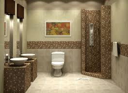 Bathroom Design Made With Mosaic Bathroom Tiles Bathroom Custom - Bathroom designs with mosaic tiles