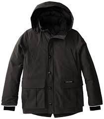canada goose boys vernon parka athletic outerwear