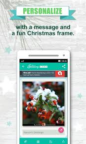 christmas cards android apps on google play