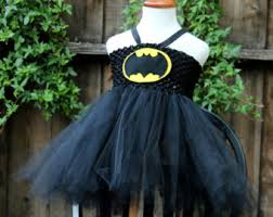 Batman Robin Halloween Costumes Girls Batgirl Costume Etsy