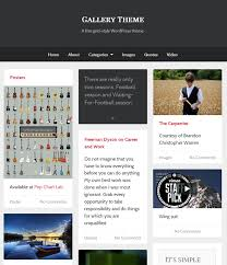 grid layout for wordpress gallery responsive wordpress themes 2 wordpress themes