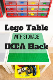 ikea lego table hack diy lego table with storage the handyman s daughter