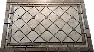 tile medallions and grapes mosaic tile medallion kitchen