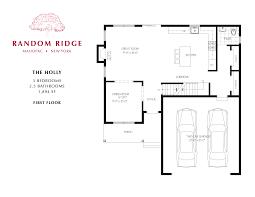 double master bedroom floor plans the holly 3 bedrooms 2 5 baths 1 894 sf random ridge