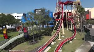 Map Of Universal Studios Florida by Hollywood Rip Ride Rockit Hd Pov Universal Studios Florida