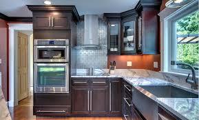 Kitchen Cabinets Kent Maple Espresso Kitchen Cabinets Roselawnlutheran