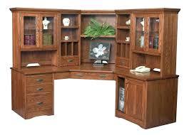 L Shaped Desk Hutch Office Furniture Desk Hutch Atken Me