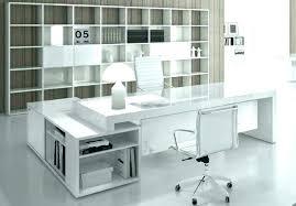 bureaux blanc bureaux blanc laquac bureau design en bureau blanc laque ikea