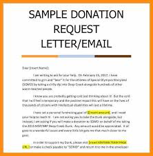 donation letter example donation request letter efficiencyexperts