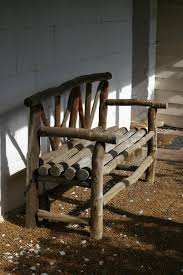 free picture bush timber bench mount barker museum western