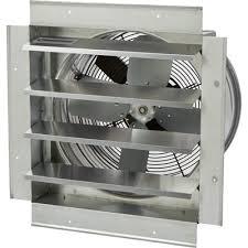 maxxair heavy duty 14 exhaust fan strongway heavy duty fully enclosed direct drive shutter exhaust fan