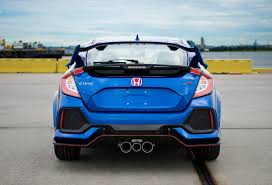 Honda Civic Type R Horsepower Bidding On First 2017 Honda Civic Type R Tops Out At 200k