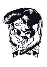 scull illustrations vol 1 by shulyak brothers via behance