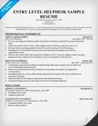 entry levele helpdesk sample resume template data entry resume