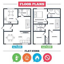 Fire Extinguisher Symbol Floor Plan Fireman Putting Out Fire Drawing Clip Art Vector Images