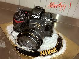 nikon cake by 6eki on deviantart