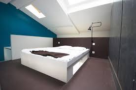 peinture chambre sous pente beautiful comment peindre une chambre sous pente images design