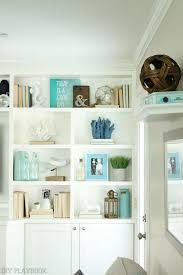 Bookshelves Decorating Ideas by Best 25 Nautical Bookshelves Ideas Only On Pinterest Nautical