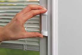 Enclosed Window Blinds Odl Enclosed Door Blinds Built In Blinds Inside Glass Features