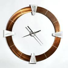 deco wall clock u2013 digiscot