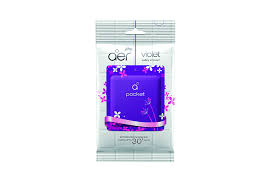 godrej aer pocket bathroom fragrance 10 g violet valley bloom