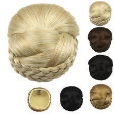 bun clip bun clip in hair extensions ebay