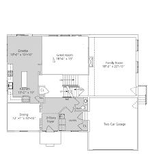 savannah ii home design plan ohio multi level floor homes for sale