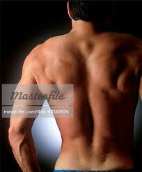 Buy and Sell  D Scans Male    Full Body Scan Semi Naked Arms Down