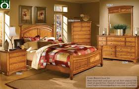 Amish Made Bedroom Furniture by Cool Oak Bedroom Sets On Amish Holmes County Oak Wood Bedroom