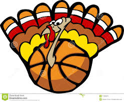 thanksgiving day basketball royalty free stock images image