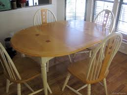Painted Kitchen Tables by Paint Kitchen Table Best Tables