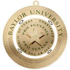 2017 ornament baylor