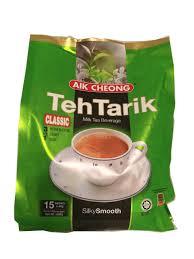 Teh Tarik chek hup teh tarik 3 in 1 milk tea 15 40g 3 pack