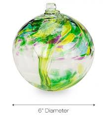 tree of enchantment glass globe home decor give an