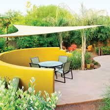 design a backyard bistro sunset