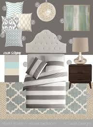 Khaki And White Bedroom Mood Board A Calming Neutral Bedroom K Sarah Designs