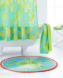 Bright Shower Curtain Lilly Pulitzer Shower Curtain The Bright Shower Curtain