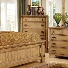 247shopathome pioneer country style weathered elm finish cal king